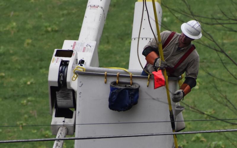 jackson emc power outage